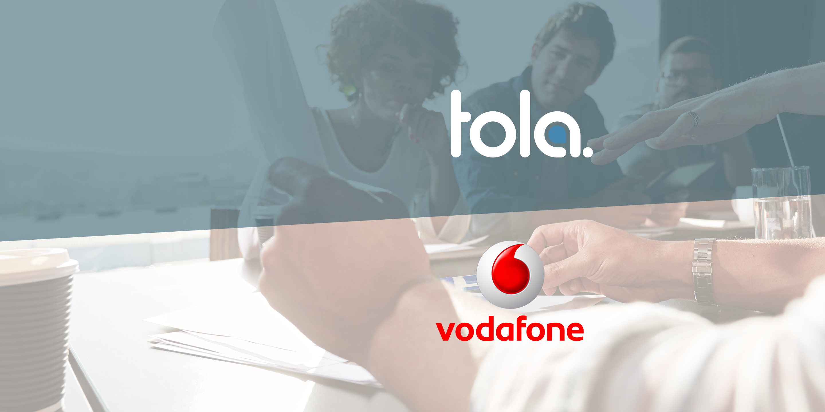 Tola Mobile and Vodafone